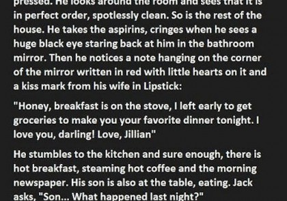 Husband-Arrives-Home-Drunk-Out-Of-His-Mind-What-He-Wakes-Up-To-Shocks-Him