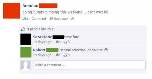 brendan-robert-facebook-troll-bungy-jumping-comments