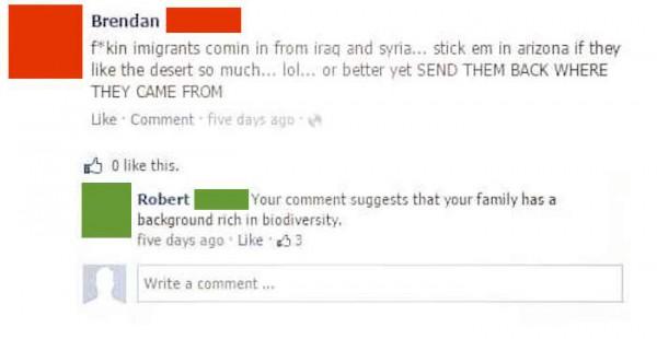brendan-robert-facebook-troll-politics-comments