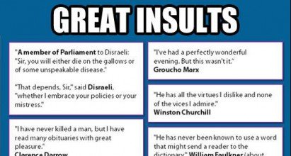 great-insults-over-history-list-funny - Wititudes