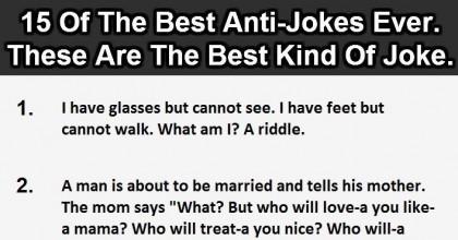15 best anti jokes ever wititudes