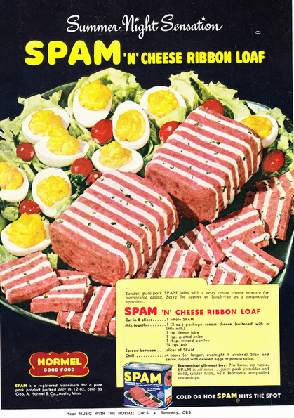 Spam Is Produced In Austin Minnesota Aka Town USA And Fremont Nebraska Also Has A Restaurant With Menu Devoted