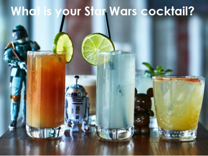 What is your Star Wars cocktail generator